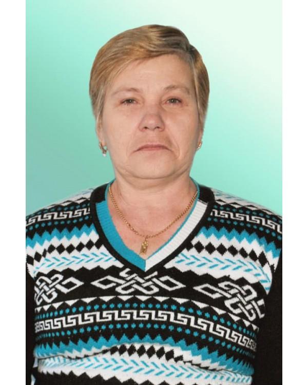 Сидорова Марина Викторовна